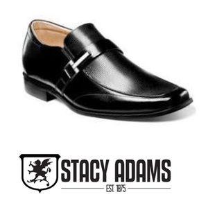 Stacy Adams Beau Moc Toe Loafer